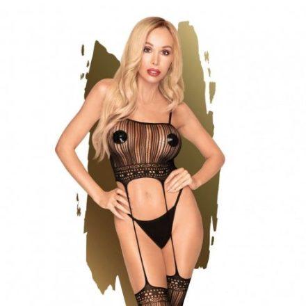Szex-diler-fekete-szexi-extravagans-ruha-S-L
